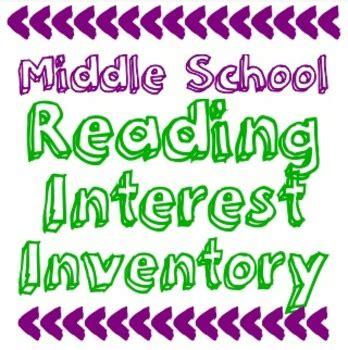 Book Egg: Reading Interest Surveys